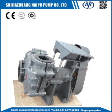 Special for Centrifugal Slurry Pump 8/6F-AHR rubber liners slurry pump supply to Italy Exporter