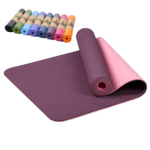6mm Duotone Yoga Mat