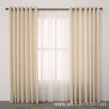 Decorative curtain fabric new
