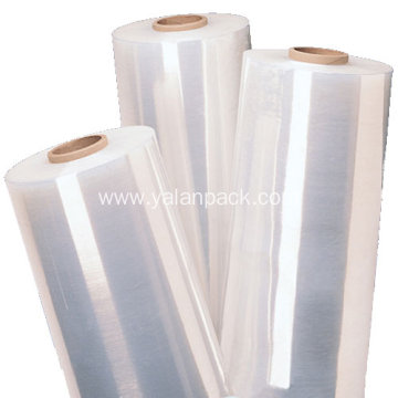 High Tensile strength transparent stretch film