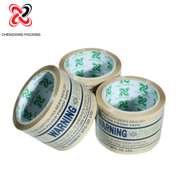 Custom Printed Tape With Company Logo