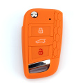 Wholesale Golf7 Silicone 3 Buttons Car Key Cover