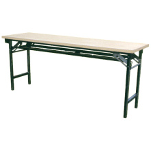 Supply for China Classroom Tables,Student Desk,Classroom Desk Manufacturer and Supplier Metal Foldable Reading Desk export to Aruba Suppliers