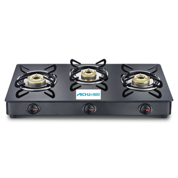 Prestige Magic Glass Top Gas Cooker