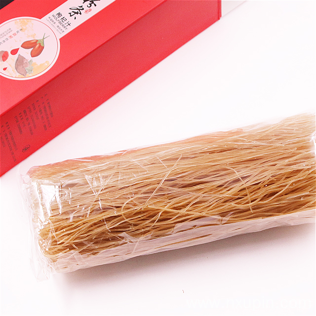 Top quality sweet potato powder strips medlar juice gift box