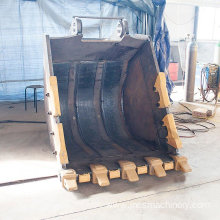 R150LC-9 excavator attachment bucket