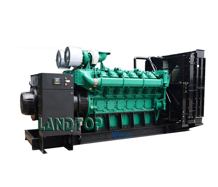 Yuchai Engine 50hz Biggest Diesel Electric 1500kva