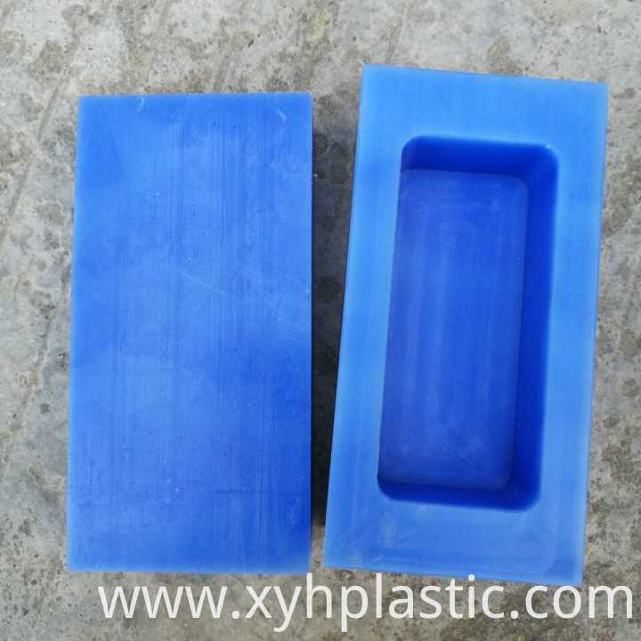 processing blue nylon sheet