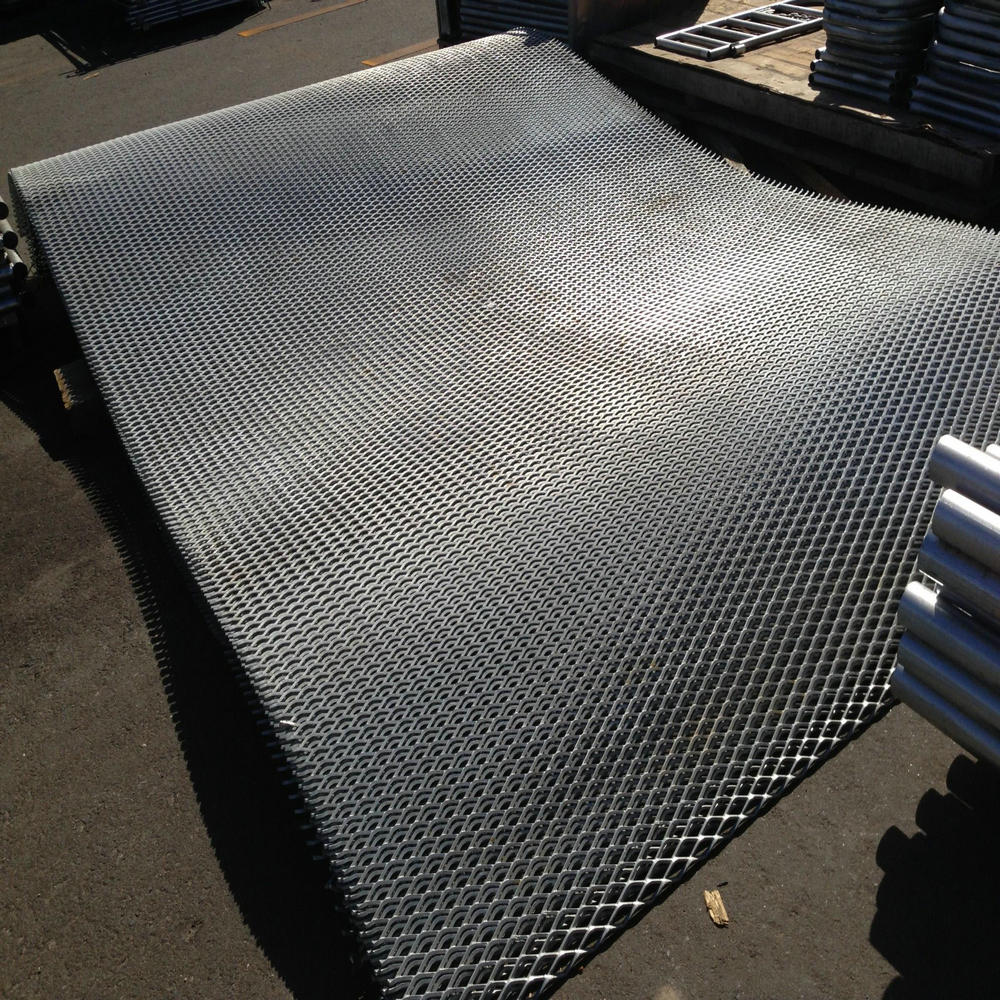 expaned metal mesh