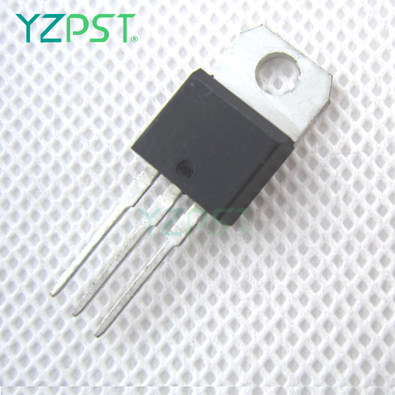 AC motor Triac BTB12 TO-220AB shape