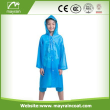 Kid Disposable PE Raincoat