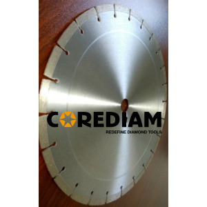 350mm Sinter Hot-pressed Concrete Blades
