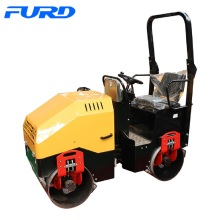Best Quality for 1 Ton Road Roller 2 Ton Hydraulic Road Roller Compactor export to Faroe Islands Factories