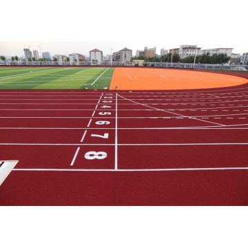 PU Glue Binder Adhesive Courts Sports Surface Flooring Athletic Running Track High Temperature Binder MDI