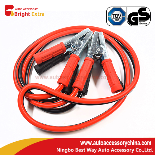 8FT LONG JUMP START LEADS HEAVY DUTY START UP BOOSTER CABLES 600A