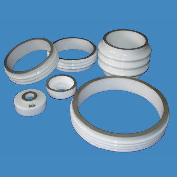 Aluminum Oxide Metallized Ceramic Body for Thyristor