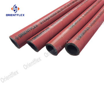 Red Cover Flexible steam hose