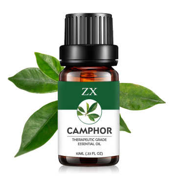 100% pure natural camphor essential oil for diffuser