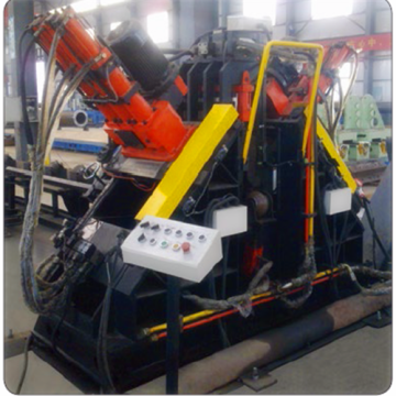 CNC Angle Steel Drilling & Marking Machine