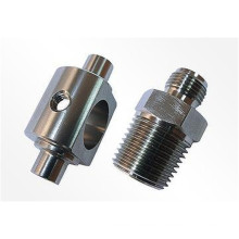 OEM/ODM for Cnc Aluminum Parts CNC Turning Engineering Machinery Spare Parts supply to France Metropolitan Manufacturer