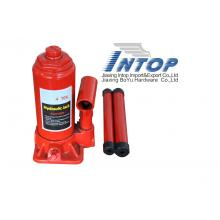 Supply for Ce Hydraulic Bottle Jack 4 ton  screw trailer bottle jack export to Portugal Factory