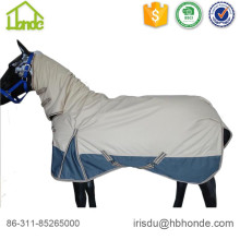 Ripstop Fabric Combo Heated Horse Rug