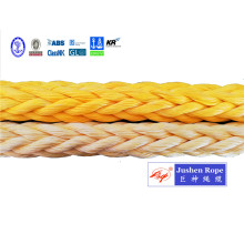 Factory Outlets for Uhmwpe Composite Fiber Rope JS-High Performance Composite Fiber Rope export to South Korea Importers