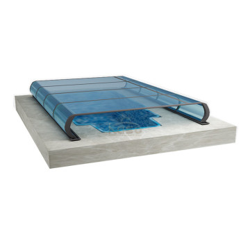 Thermal Dust Swimming Solar Pool Cover Telescopic