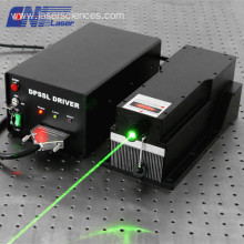 532nm High Power CW Green Laser For Particle Image Velocimetry