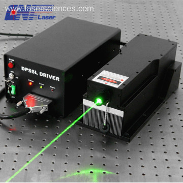532nm 20W High Power Laser For Particle Image Velocimetry
