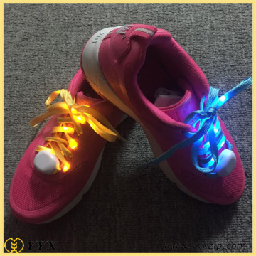 Flashing led lighting shoelace wholesale