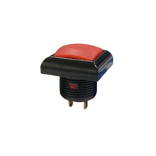 New Waterproof Square Push Button Switches