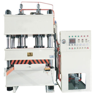 Double Cylinder automatic feeding deep embossing machine