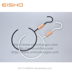 EISHO Metal Belt Ring Scarf Hangers