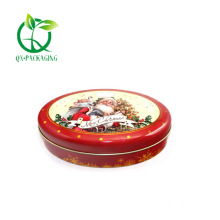 Oval candy tins for sale