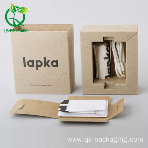 High quality customed electronics packaging box