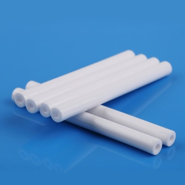OEM manufacturer custom for Household Ignitor Insulator Glazed ignition electrode alumina ceramic tube export to France Supplier