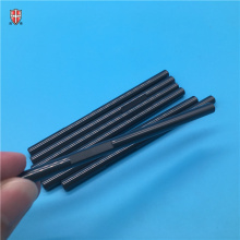 silicon nitride ceramic step shaft rod plunger