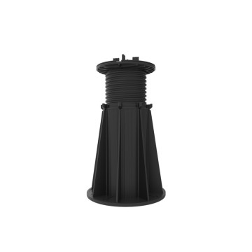 outdoor marine floor support pedestal