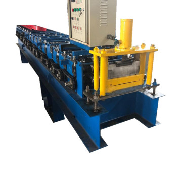 Roofing metal siding wall panel machine