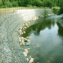 Hot Selling for for Gabion Mesh Coated Hexagonal Wire Mesh Gabion supply to India Factory