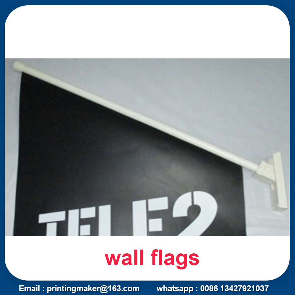 wall flags
