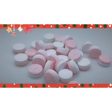 Chinese supplier private label stevia sugar free mints sweets peach stevia tablets mint