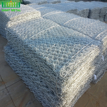 Hot dipped galvanized gabion basket gabions for sale