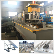 solar pv panel bracket roll forming machine