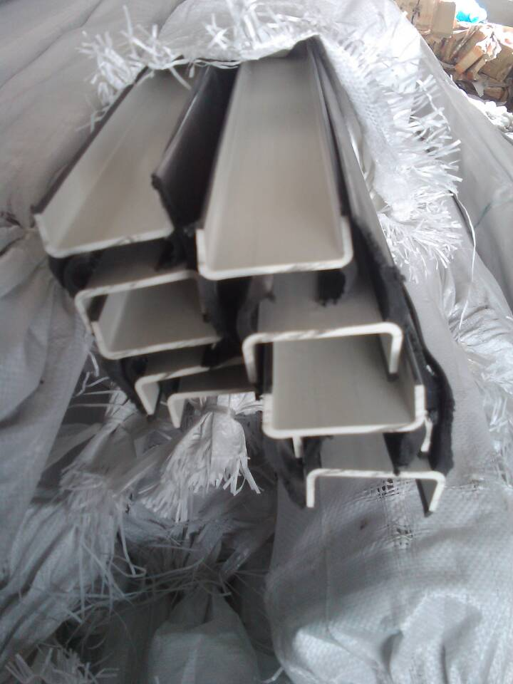 PVC Truck Side Door Seal PVC Material