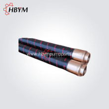 High pressure Putzmeister Rubber End Hose