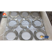 Customized for Din Forged Stainless Steel Flange Plate Flange A182 F316L SOP FF 50A supply to Bolivia Exporter