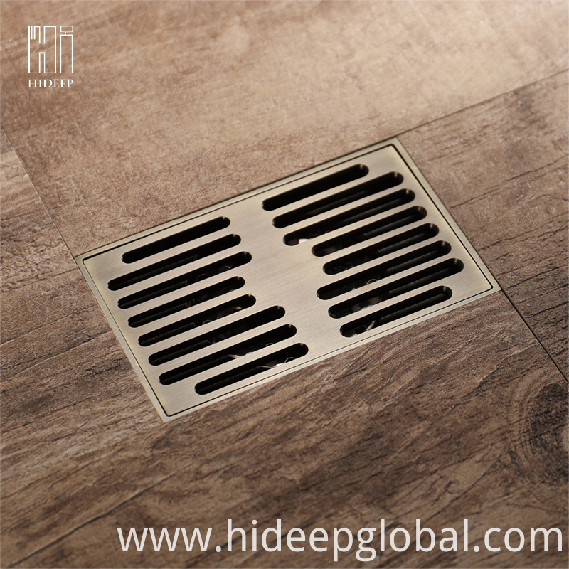 Honeycomb Design Floor Drain