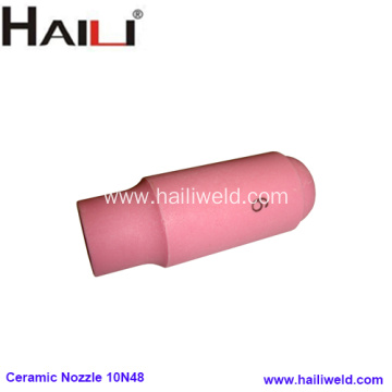 NO. 6 Ceramic Nozzle tig welding 10N48